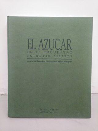 """Libro """"EL AZÚCAR"""", edicion limitada"""