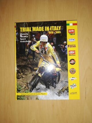 Libro TRIAL MADE IN ITALY 1975 - 1985