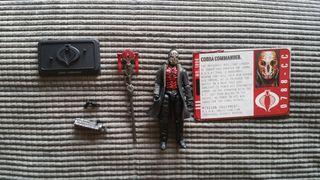 Cobra Commander Gi joe 2010