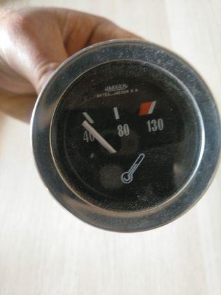 reloj temperatura Renault 7