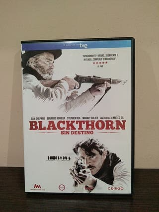 BLACKTHORN : SIN DESTINO DVD