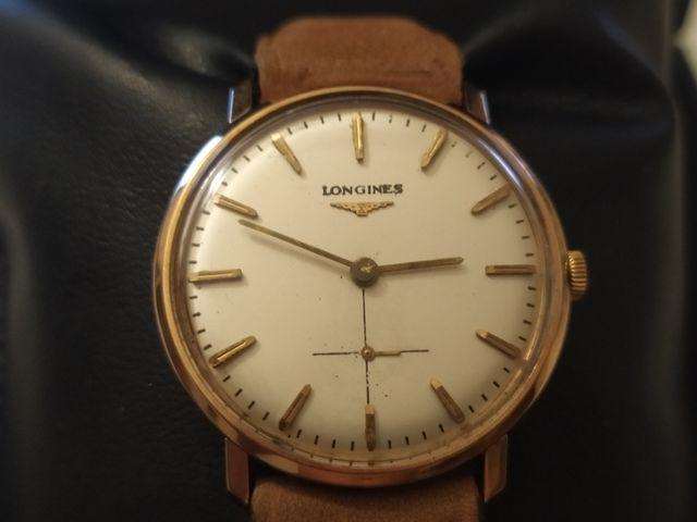 Reloj Longines cal 370