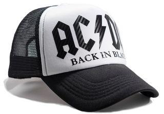 Gorra AC DC