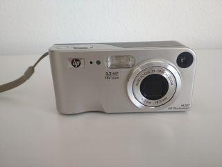 Cámara de fotos HP