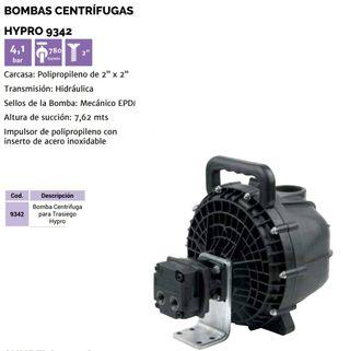 bomba transvase centrifuga