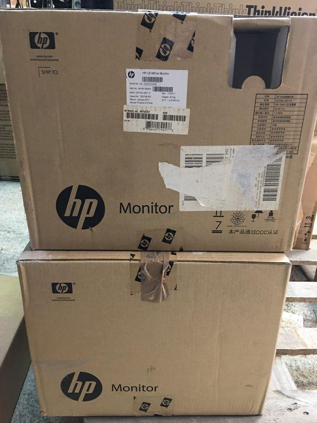 Monitor hp le1901wi nuevo