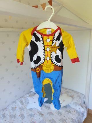 Pijama Toy Story 0-3mss