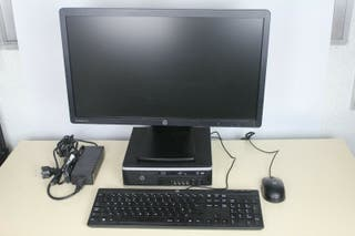 Ordenador HP 8200 15 4GB 320GB+Monitor HP E231 23