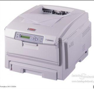 impresora láser oki c5900