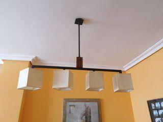 lámpara comerdor