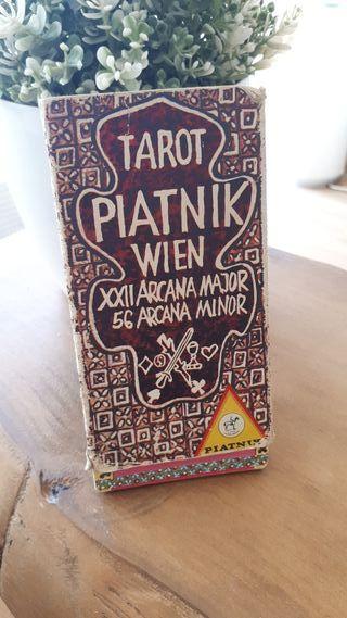 cartas tarot piatnik wien XXII ARCADA MAYOR