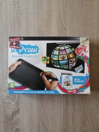 Tablet PS3 UDraw Studio + 2 Juegos