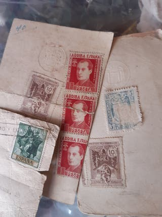 sellos antiguos