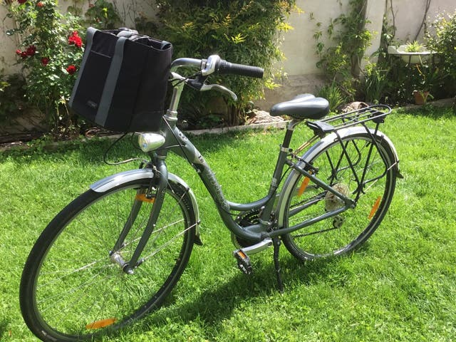 Bicicleta híbrida Trek Navigator T30 para mujer