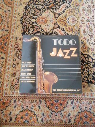 vinilo doble lp todo jazz