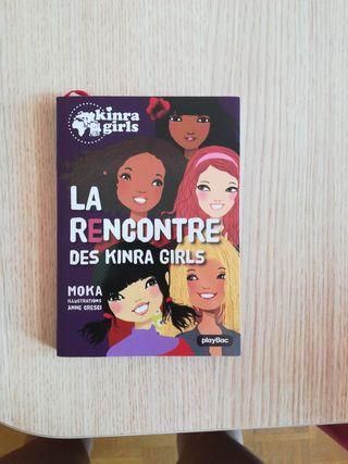 La rencontre des Kinra Girls