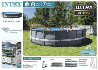 PISCINA Ultra XTR Frame -D732