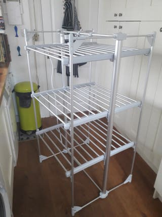 Lakeland Deluxe 3 Tier Heated Airer