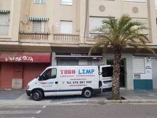 desatascos en Valencia TUBOLIMP