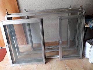 Vendo ventanas de Aluminio
