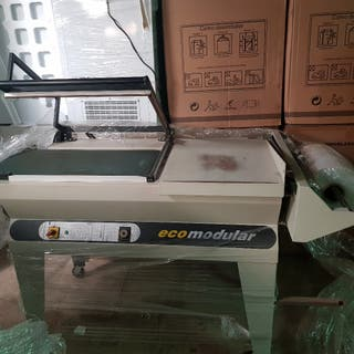 termoselladora en l con cinta automatica