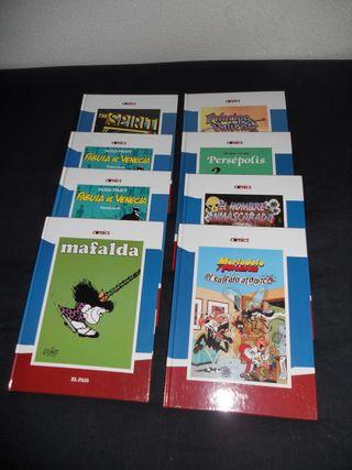 Colección comics El Pais