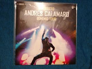 MINI LP ANDRÉS CALAMARO DIRECTO BOHEMIO TOUR