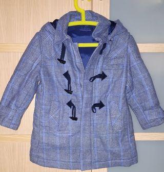abrigos niño 2 años