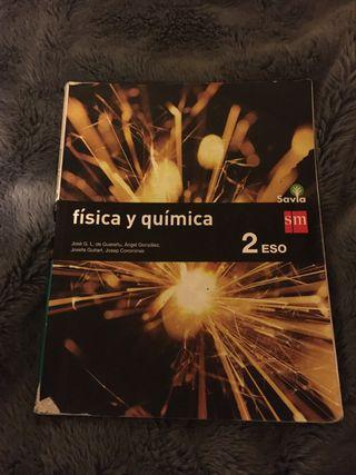 Física y química 2 eso SM SAVIA