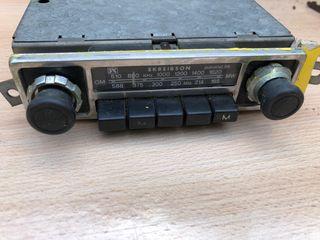 Radio antigua SKREIBSON