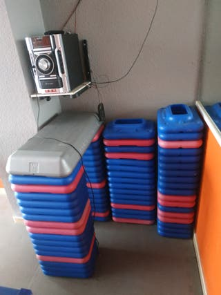 Steps,Body pump, Aerobic...