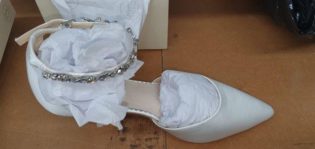 perfect bridal eliza wedding shoe