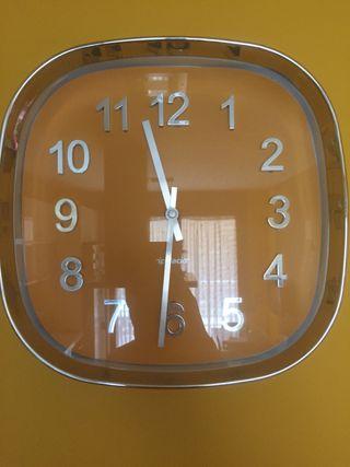 Reloj de cocina muy chulo