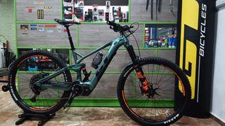 eBike Bici eléctrica Enduro doble GT eForce