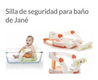 Silla / Hamaca seguridad bañera Jané