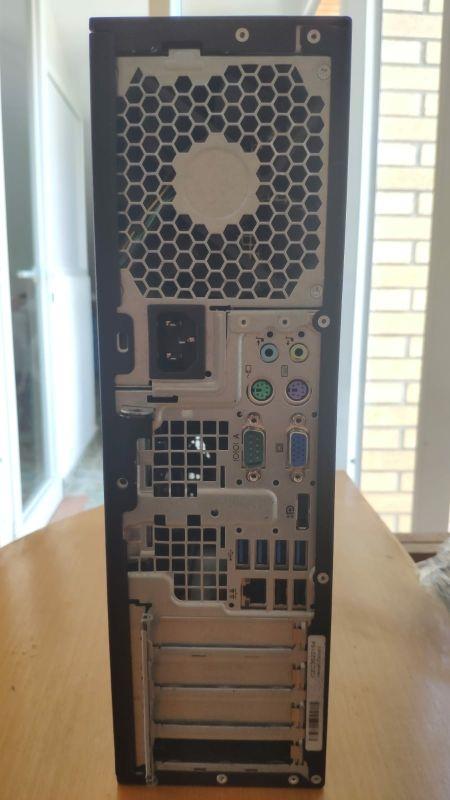 Ordenador sobremesa HP elite 8300