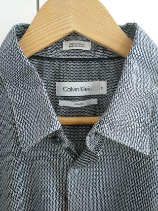 CALVIN KLEIN Camisa manga corta