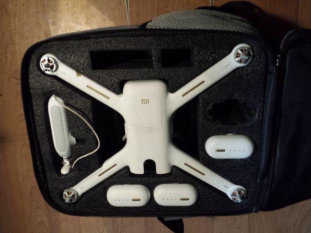 Magnifico dron para fotografia y filmacion aereat