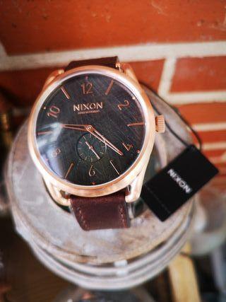 Reloj NIXON C45 SS SWISS MOVEMENT nuevo original