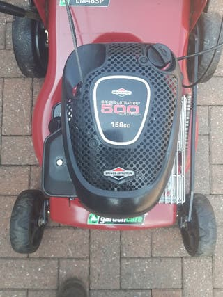 POWER DRIVEN LAWNMOWER FULLY SERVICED