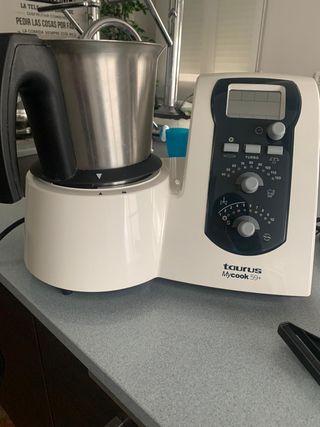 Robot de cocina Mycook 59+ Taurus