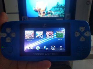 video consola retro