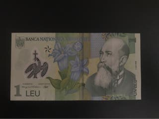 Billete Rumania 1 Leu