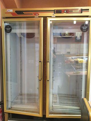 Conjunto de Congeladores de Pastelería
