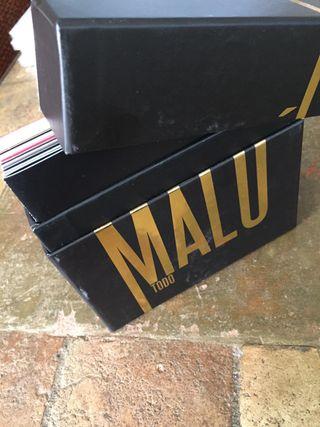 Colección cds Malu