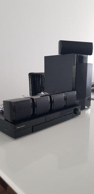 Home cinema 5.1 Pioneer MCS-333