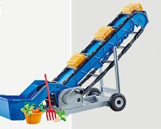 Playmobil cinta transportadora 6576
