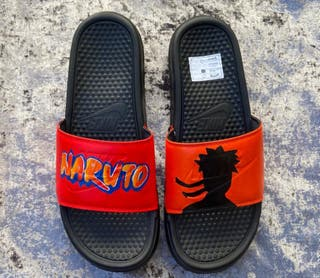 Nike Naruto sliders