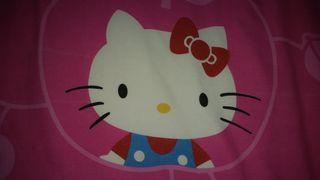 Funda nórdica edredón de Hello Kitty