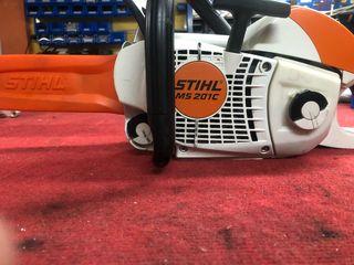 Motosierra Stihl MS 201 C